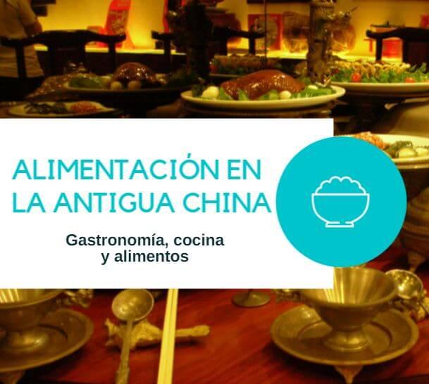 Alimentación en la antigua China