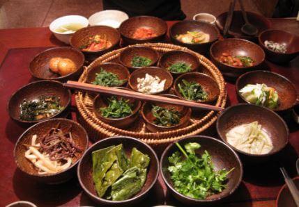 Antigua china alimentación