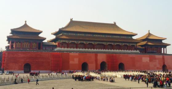 Arquitectura cultura china