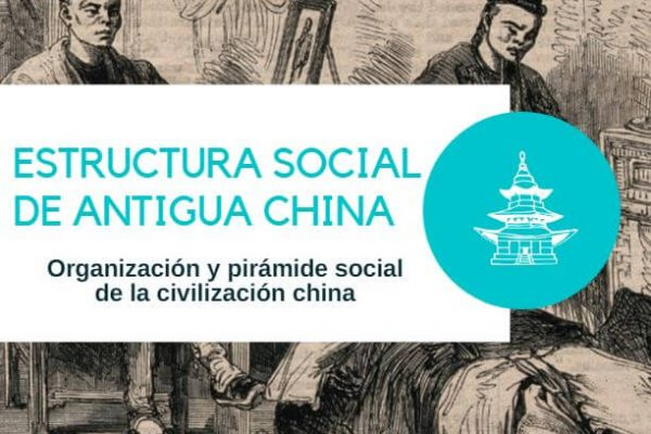 Organizacion social de la civilizacion china