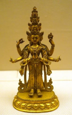 Dioses Cultura china