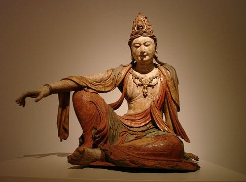 Dioses chinos Guanyin