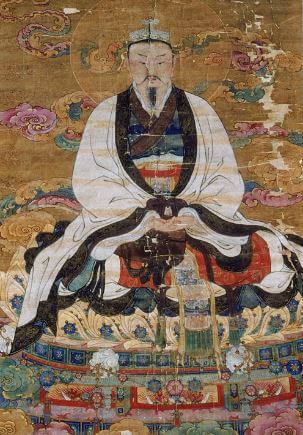 Emperador de Jade mitologia china