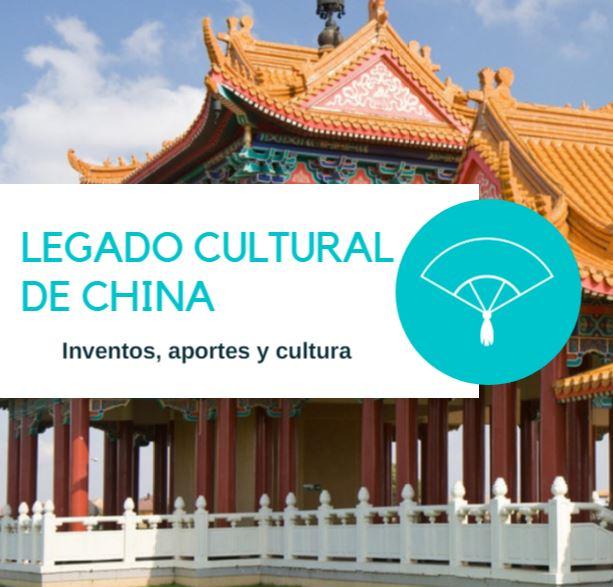 Legado cultural china
