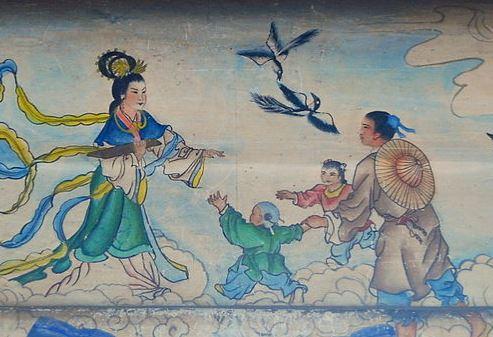 Noche de los sietes Antigua China