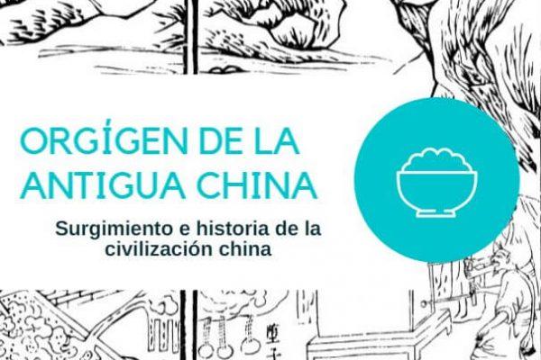 Origen de la cultura china