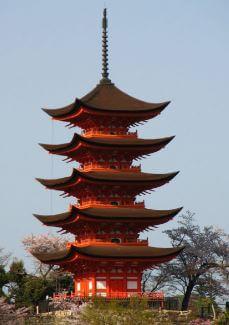 Pagoda arquitectura china