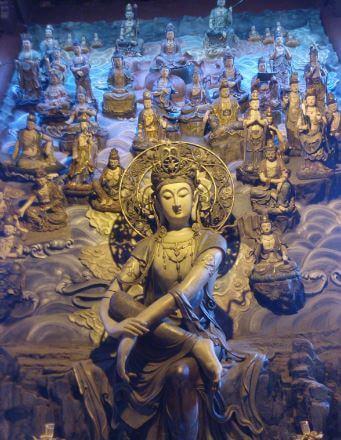 Religion antigua china
