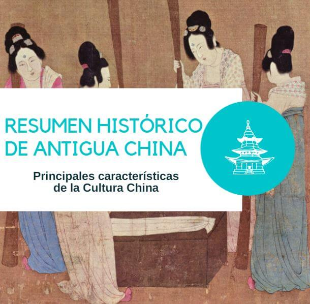 Resumen antigua china