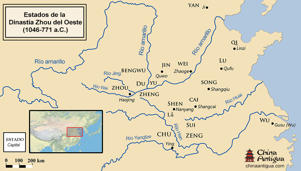 Ubicacion-geografica-china