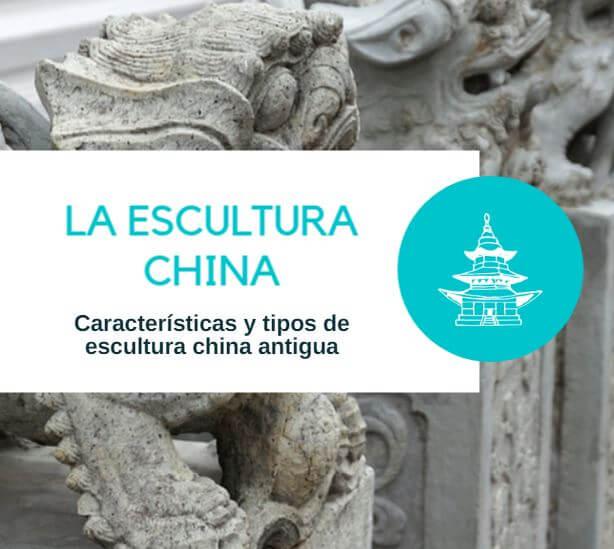 Escultura antigua china