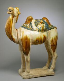Escultura china antigua