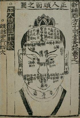 Antigua acupuntura china tradicional