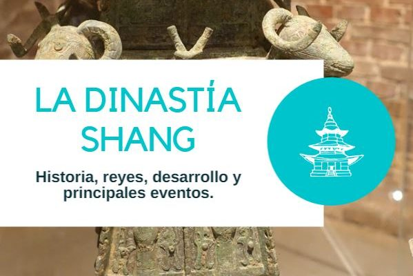 Dinastia Shang de la Antigua China