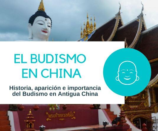 Historia del Budismo en China
