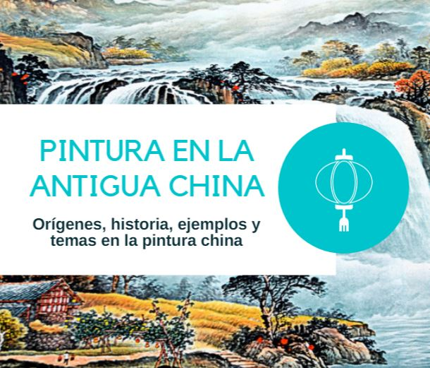 Pintura china antigua