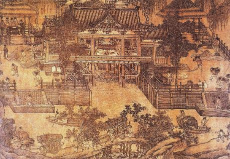 Pintura china dinastia Song