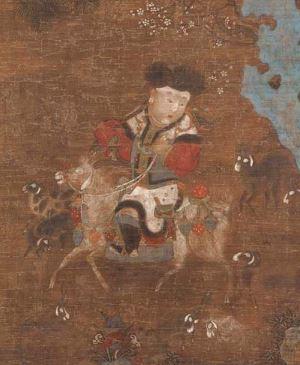 Pintura china dinastia Ming