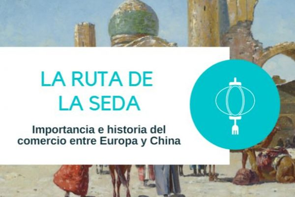 Ruta de la Seda Europa China