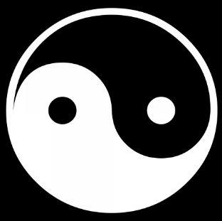 Simbolo del Yin Yang significado