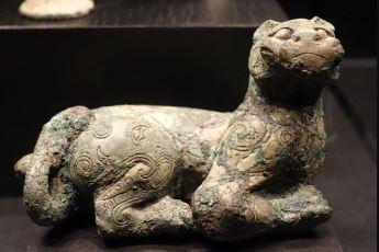 Tigre de la Dinastia Shang