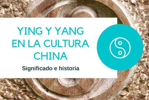 Ying y Yang Cultura China